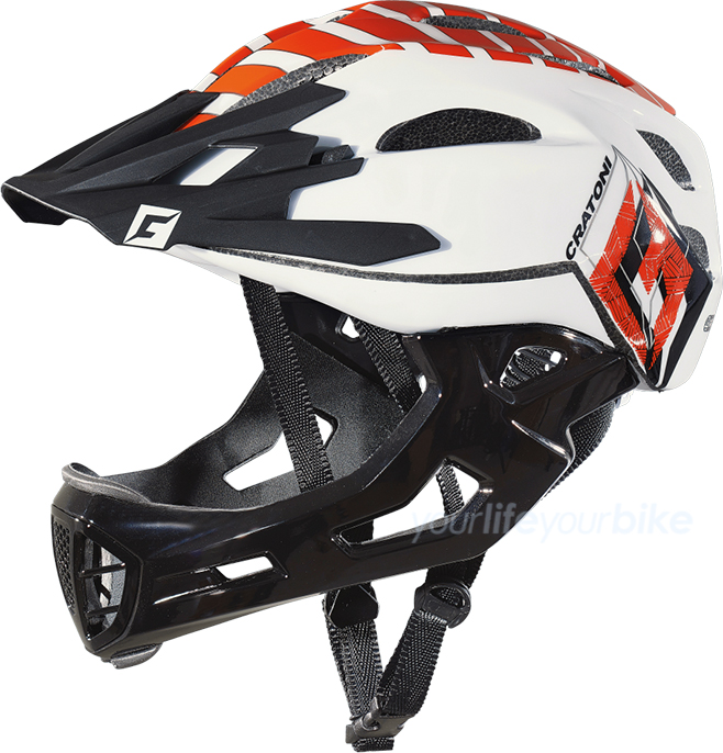 cratoni c maniac enduro mtb helm fahrrad kinnb gel all. Black Bedroom Furniture Sets. Home Design Ideas